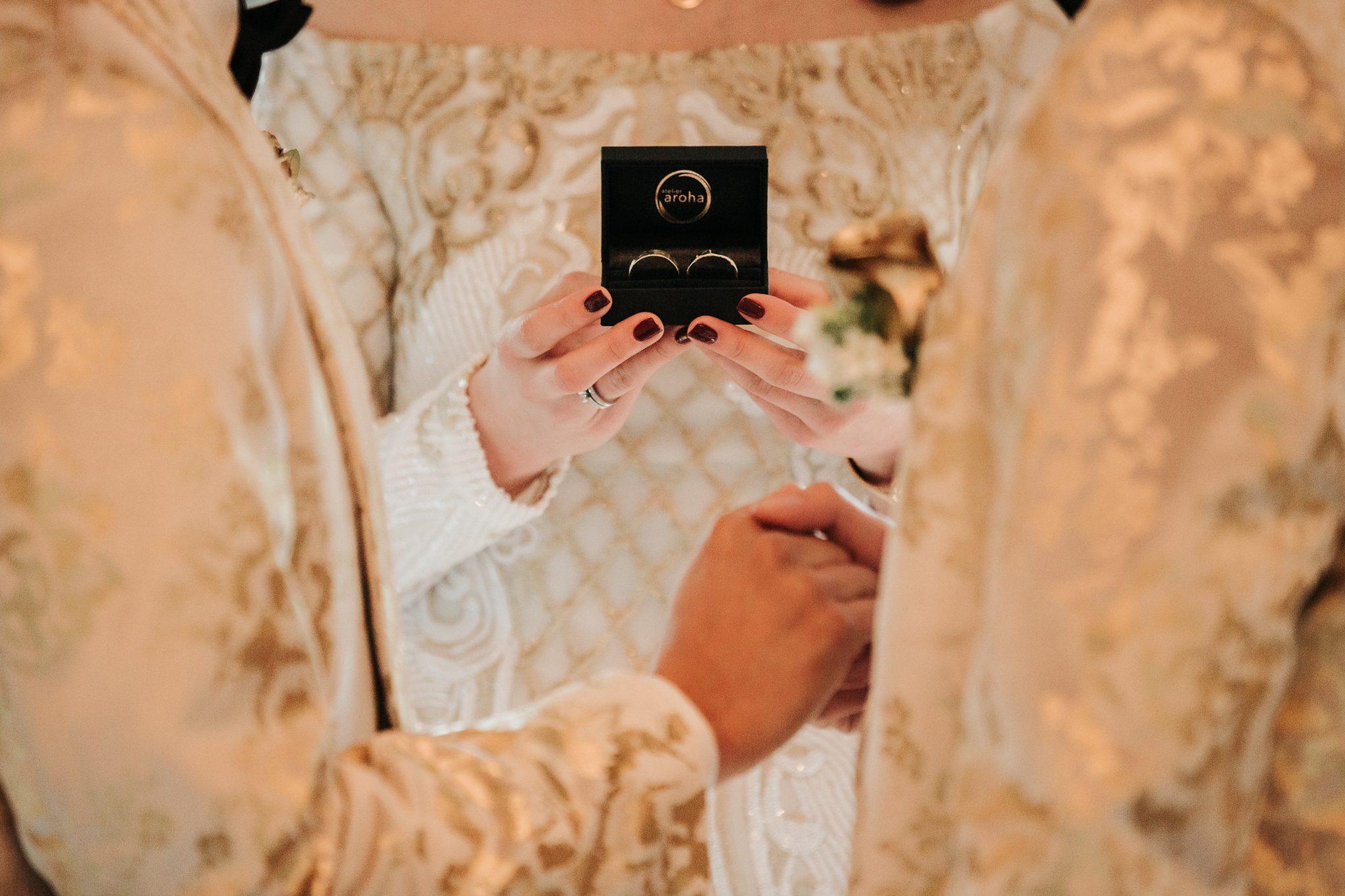 handgemaakte trouwringen trouwen