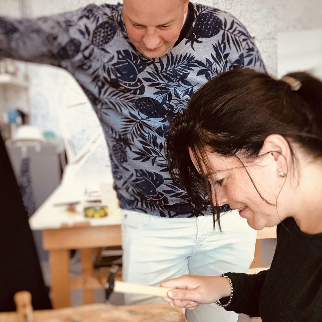 workshop trouwringen maken